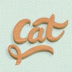 Cat-рукодельница. Вязание крючком и спицами.