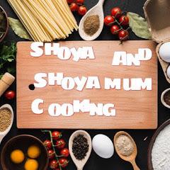 Shoya &shoya mum Cooking