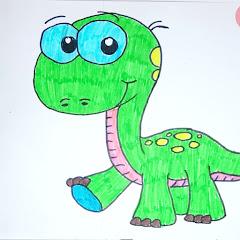 Niños Dibujo CP-4K