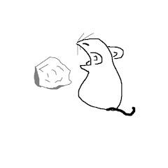 ここ石は画面の人