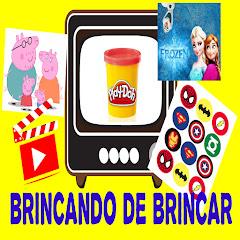 Brincando de Brincar: Toys, Surprise Eggs and Fun !
