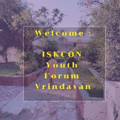 Iskcon Youth Forum Vrindavan