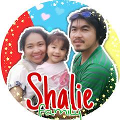 Shalie family-แม่นัชกับน้องเนเน่