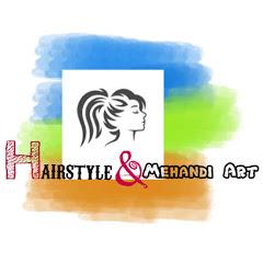 Hairstyles & Mehandi Art