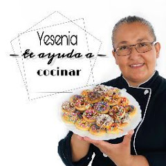 Yesenia te ayuda a cocinar