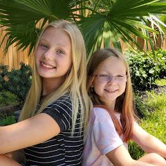 Francesca and Leah