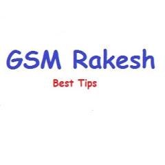 GSM Rakesh