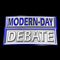 Modern-Day Debate