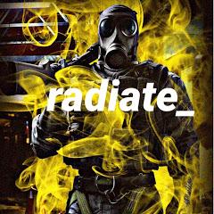 radiate _
