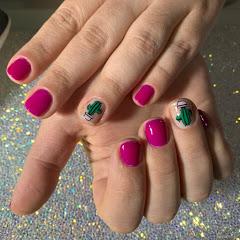 Flor Nails25