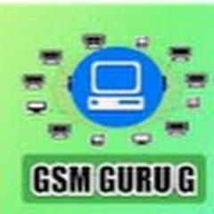 GSM GURU G