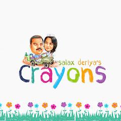 Crayons by Salax N Deriya