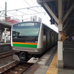 233上野東京ライン