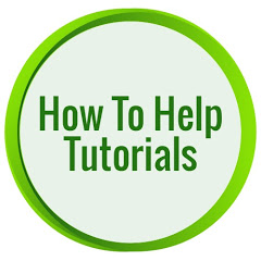 How To Help Tutorials