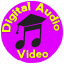 Digital audio video