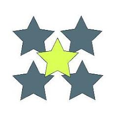 The Five Stars Starblast