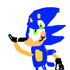 Sonic The Hedgehog Blue3000