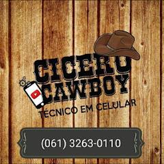 Cicero Cawboy tecnico em celular