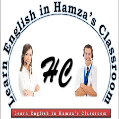 Learn English Hamza Classroom
