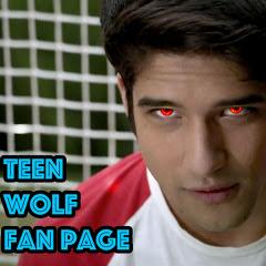 Teen Wolf Fan Page