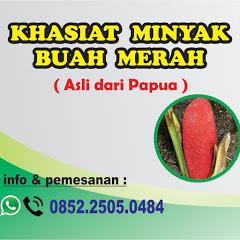 Distributor Minyak Buah Merah Papua