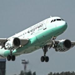 Споттинг съемка самолетов