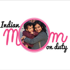 Indian Mom On Duty