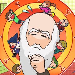 【漫画】ダーウィンの憂鬱
