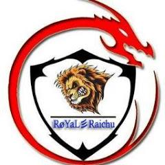 RoYaL Raichu