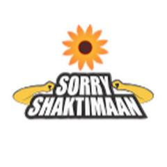 Sorry Shaktimaan