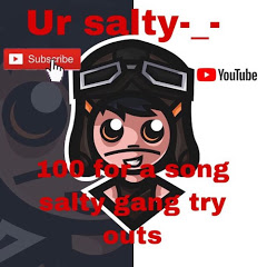 Ur Salty-_-