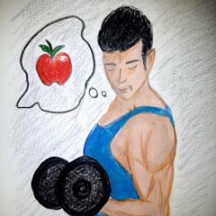 دامبلز و تفاحة