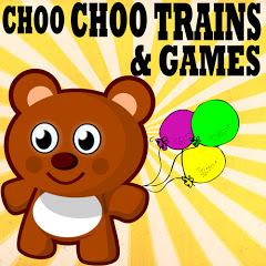 Choo Choo Trains And Games