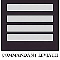 Commandant Leviath