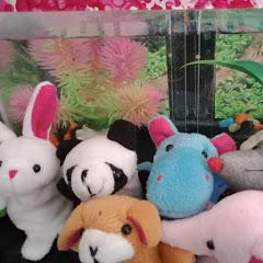Mainan anak -Fish and toys