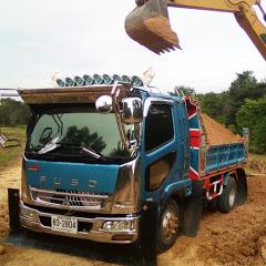 รถดั้มซิ่ง ดินด่วน Dump Truck