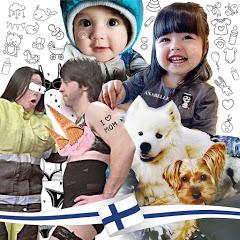 瘋狂包媽在芬蘭Finland