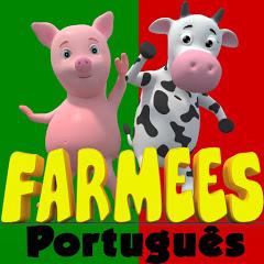 Farmees Português - canção infantil e animação