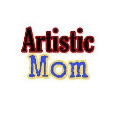 Artistic mom