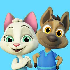 Au Miau - Desenhos Animados