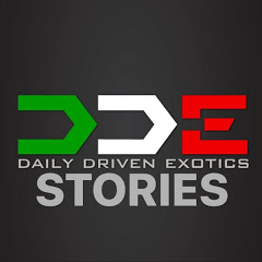 Daily Driven Exotics Stories