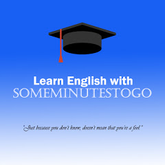 Learn English with SomeMinutesToGo