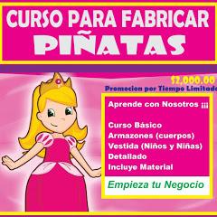 Fábrica de Piñatas Guadalajara Jalisco