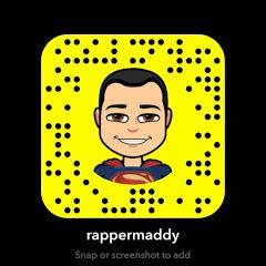 RAPPER MADDY