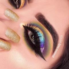 Kinza Makeup Artist kinza eyes makeup