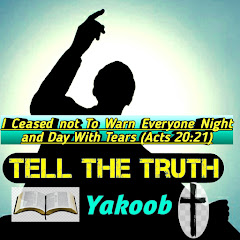Tell the Truth Yakoob