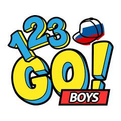 123 GO! BOYS Russian
