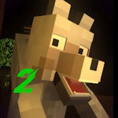 GhostBlock 2 - Monster School Minecraft Animation