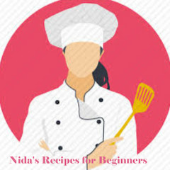 Nida's Recipes for Beginners