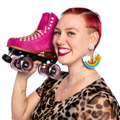Queer Girl Straight Skates